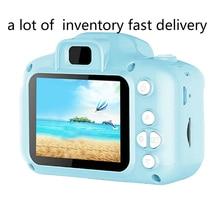 Новинка, высокое качество, Детская Цифровая HD 1080P видеокамера, игрушки, 2,0 дюймов, цветной дисплей, детский подарок на день рождения, детские игрушки