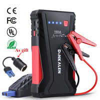 High Power Car Jump Starter Power Bank Portable Starting Device 1500A Diesel Petrol Car Battery Charger Booster Buster