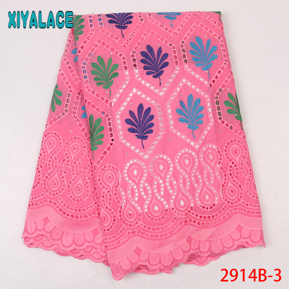 High Quality Swiss Voile Lace,Nigerian Lace Fabrics For Wedding 2019,African Lace Voile For Dresses KS2914B-3