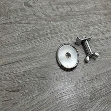 10x 3D Metall 45mm Front Hood Emblem für W204 W205 W212 W213 W238 Zubehör