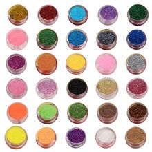 Bright Crystal Epoxy Nail Jewelry DIY Glitter Powder Quick Sand Filler