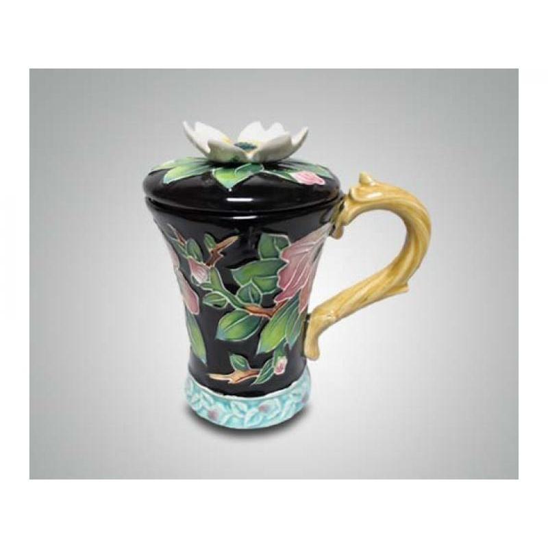 Mug with lid mug with lid