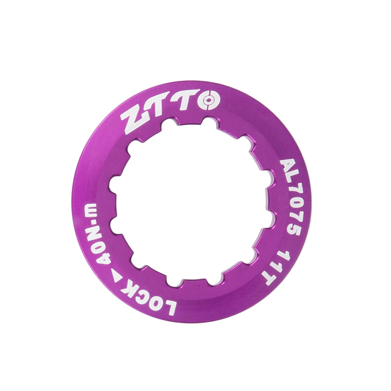 For Shinnano SRAM 9S 10S 11S 12S 11T Cycling Bicycle Bike Cassette Lock Ring Freewheel Cover Accessories Parts