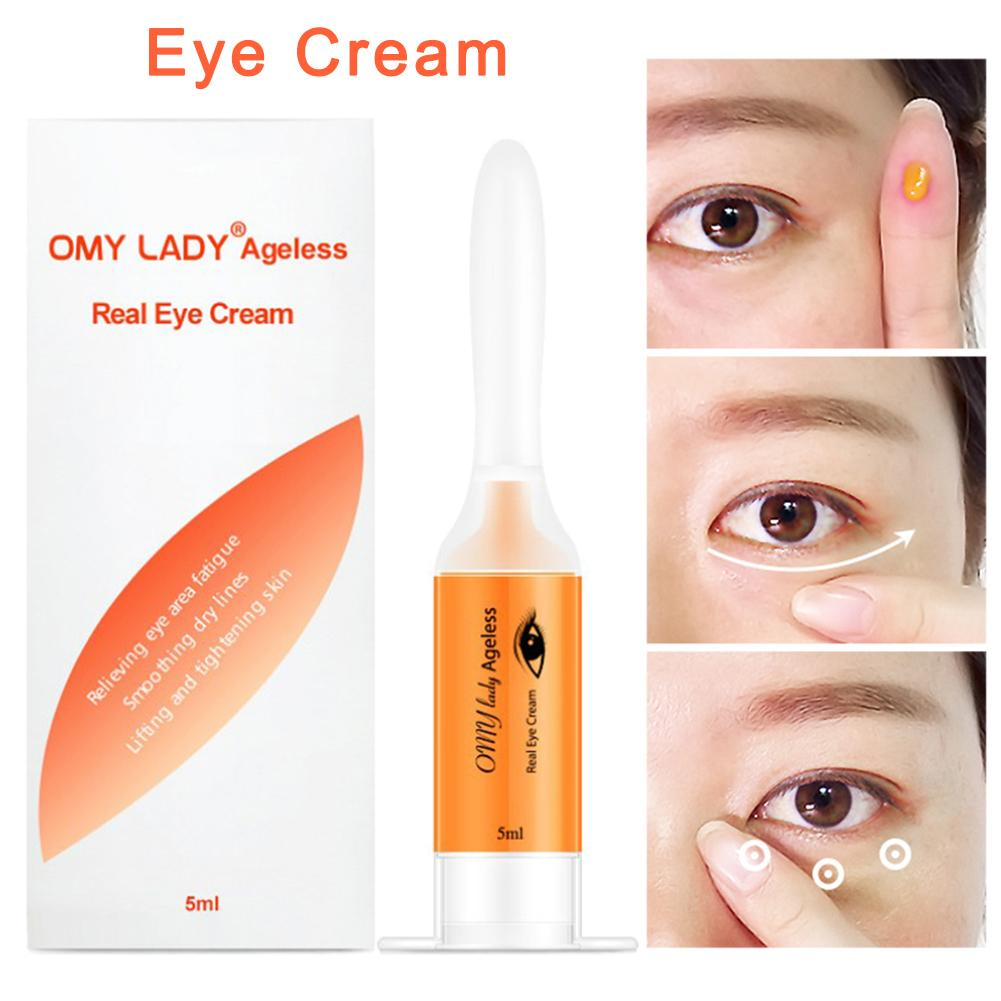 Eye Cream Instant Removal Of Eye Bags Firming Wrinkle Reduction Eye Reduce-puffiness Dark Circles Under The Care Tools New Sale