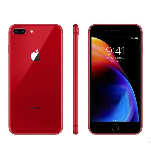 Original Apple iPhone 8 Plus 5.5 inch Touchscreen Hexa Core 12MP & 7MP Camera iOS LTE Fingerprint Touch ID Mobile Phone