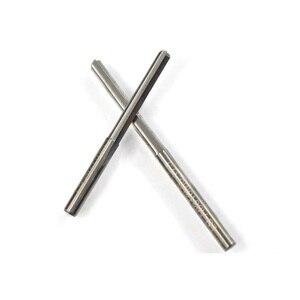 Image 3 - XCAN 10 sztuk 3.175 Shank 2 flet płaskie frez z węglika 12 32mm do drewna MDF plastikowe frezowanie grawerowanie