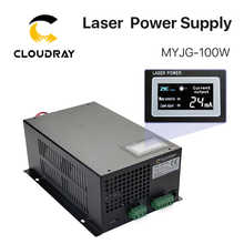 Cloudray 80-100W CO2 Laser Power Supply for CO2 Laser Engraving Cutting Machine MYJG-100W category - DISCOUNT ITEM  30% OFF All Category