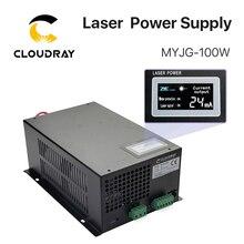 Cloudray 80 100W CO2 Potenza del Laser di Alimentazione per CO2 Incisione Laser Macchina di Taglio categoria MYJG 100W