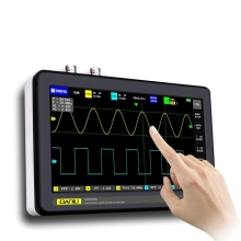 Sampling-Rate-Oscilloscope Daniu Ads1013d Lcd-Touch-Screen with 7inch-Color TFT 2-Channels