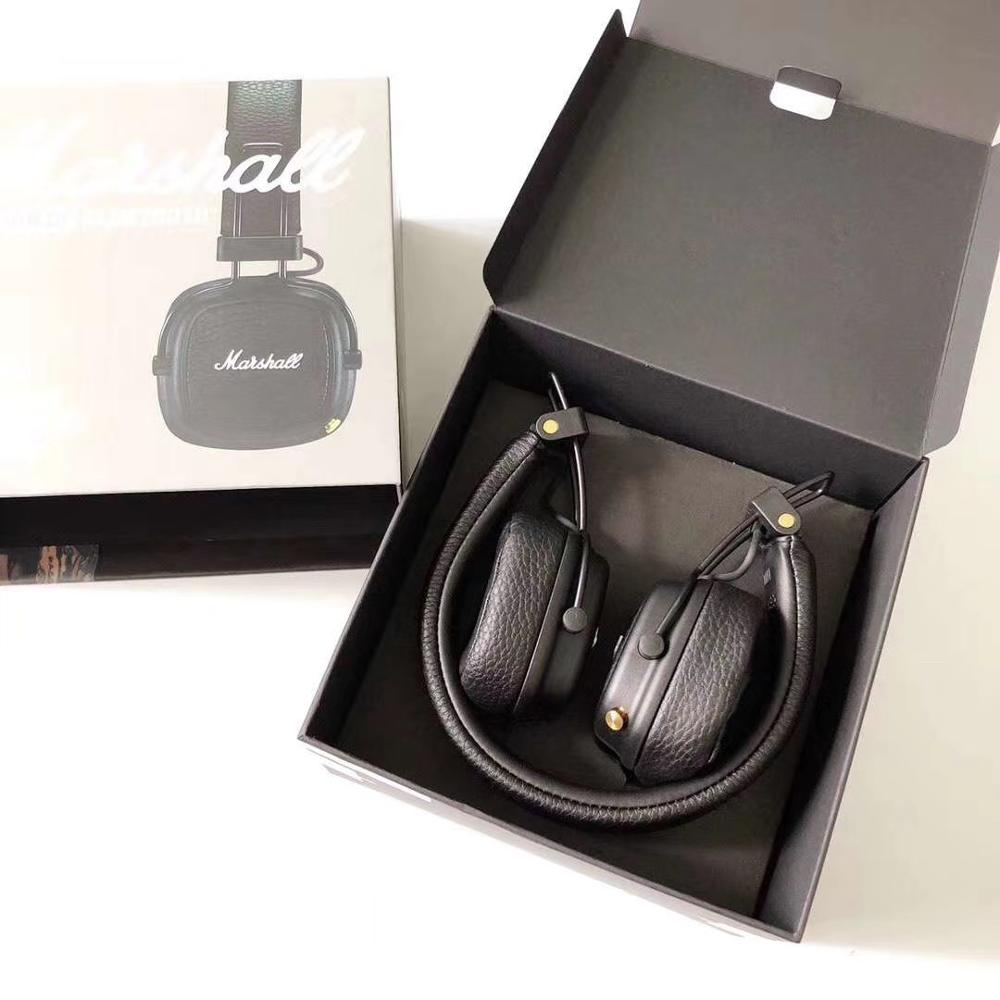 Major III Headphone Wired Major Headsets Gaming Fone De Ouvido With Mic For Marshall Major Iii Headphones Bluetooth אוזניות 이어폰