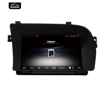 Android 9 Car DVD player GPS Navigation For Mercedes-Benz CL/S Class 2006+ Auto Radio stereo player multimedia screen head unit image