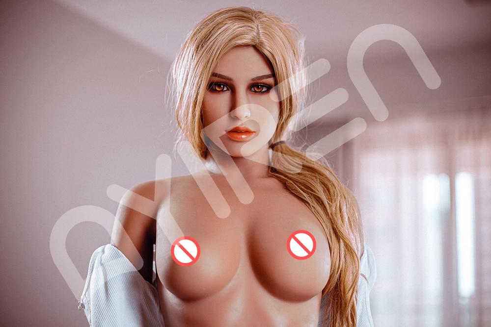 H5558d03d9af64c89b14e25fdc06a7de5G AYIREN-Muñeca sexual realista para hombres adultos, juguete erótico de silicona, de 165cm, Con pechos, vagina y ano, para sexo Oral