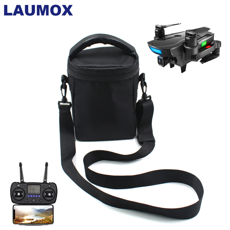 LAUMOX CG033 GPS Drone Accessories Bag Spare Parts Suitcase Carrying Case Hard Storage Bag Shoulder Bag For CG033 CG066 SG700