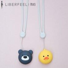 Liberfeel Maoxin אלחוטי bluetooth מרחוק תריס מיני selfie מקל בקרת bluetooth מרחוק כפתור לselfie