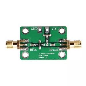 Image 1 - Receptor alto do módulo de banda larga do amplificador lna do baixo nível de ruído do ganho 30db da banda larga do amplificador de 0.1 2000mhz rf