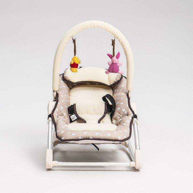 H5559eab07628411dbc21ed457c44277ao Baby rocking chair baby cradle bed comfort recliner baby swing sleeping cradle bed bassinet columpio bebe berceau wholesale