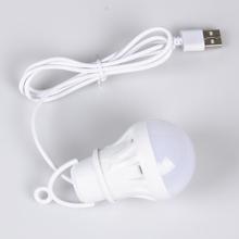 LED Lantern Portable Camping Lamp Mini Bulb 3W 5V LED USB Power Book Light LED Reading Student Study Table Lamp Super Birght cheap JOYINLED CN(Origin) ROHS none LED Bulbs 1 Year KL-USBX 100 000 Hours