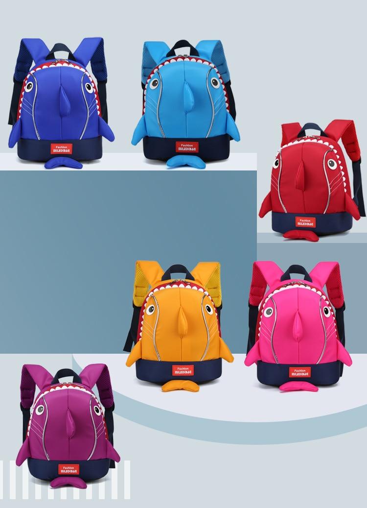 desenhos animados crianças mini saco de escola