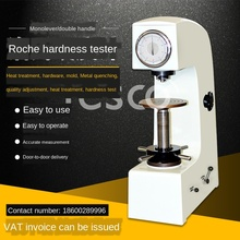цена на Hardness Meter HR-150A Desktop Metal Hardness Tester Pressure Nozzle Coat Hardness Tester