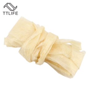 Image 2 - TTLIFE 30mm 50mm Edible Sausage Packaging Tools Sausage Tube Casing for Sausage Maker Machine Hot Dog Hamburger Cooking Tools