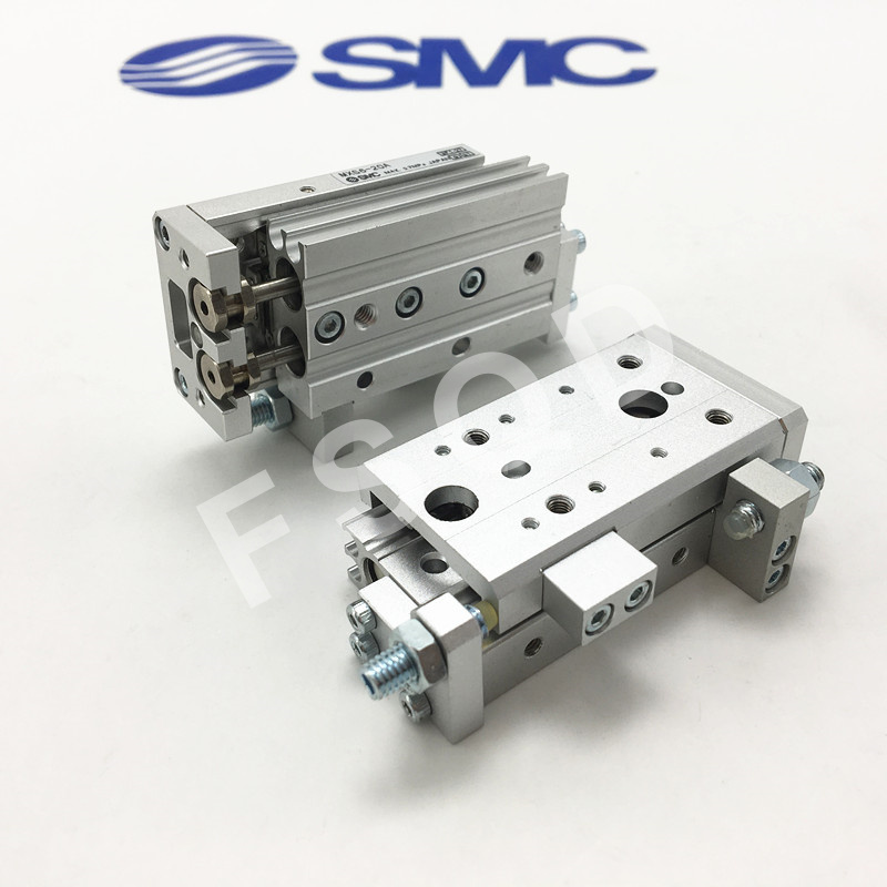 MXS6 10A MXS6 20A MXS6 30A MXS6 40A MXS6 50A SMC Slide guide cylinder Pneumatic components Executive component MXS series-in Pneumatic Parts from Home Improvement    1