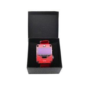 Image 3 - DSTIKE WiFi Deauther Armband Smart Uhr Tragbare ESP8266 Entwicklung Board Für Arduino Schwarz Orange