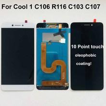 Оригинальный ЖК дисплей для Cool1 Dual C106 R116 C103 Стандартная замена для Letv Le LeEco Coolpad Cool 1c