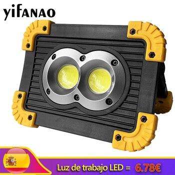 3000lm Led Portable Spotlight Super