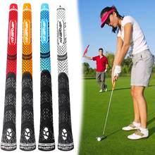 Karet Golf Putter Grip Universal Klub Golf Grip Zinc Alloy Non-Slip Golf Putter Fishing Rod Grip Golf Aksesoris dropshipping(China)