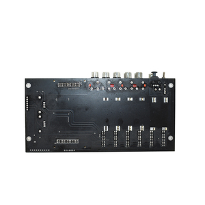 Image 4 - ADSP21489 entwicklung bord DSP teiler ADC PCM1804 Eingang + DAC PCM1798 ausgang 4 in 6/8 heraus prozessor B4 007