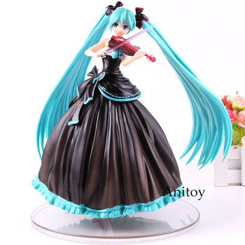 1/8 Scale Hatsune Miku 2017 Ver. Character Vocal Series Symphony Anime Hatsune Miku Action Figure PVC Collectible Model Toy