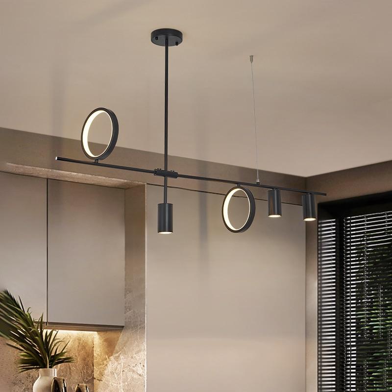 Retro Industrial Style Gold&Black Restaurant Kitchen Home Lamp Pendant Light Vintage Hanging Pendant Lamps Decorative Lamps
