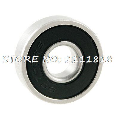 607-2RS 7mm X 19mm X 6mm Shielded Miniature Deep Groove Ball Bearings