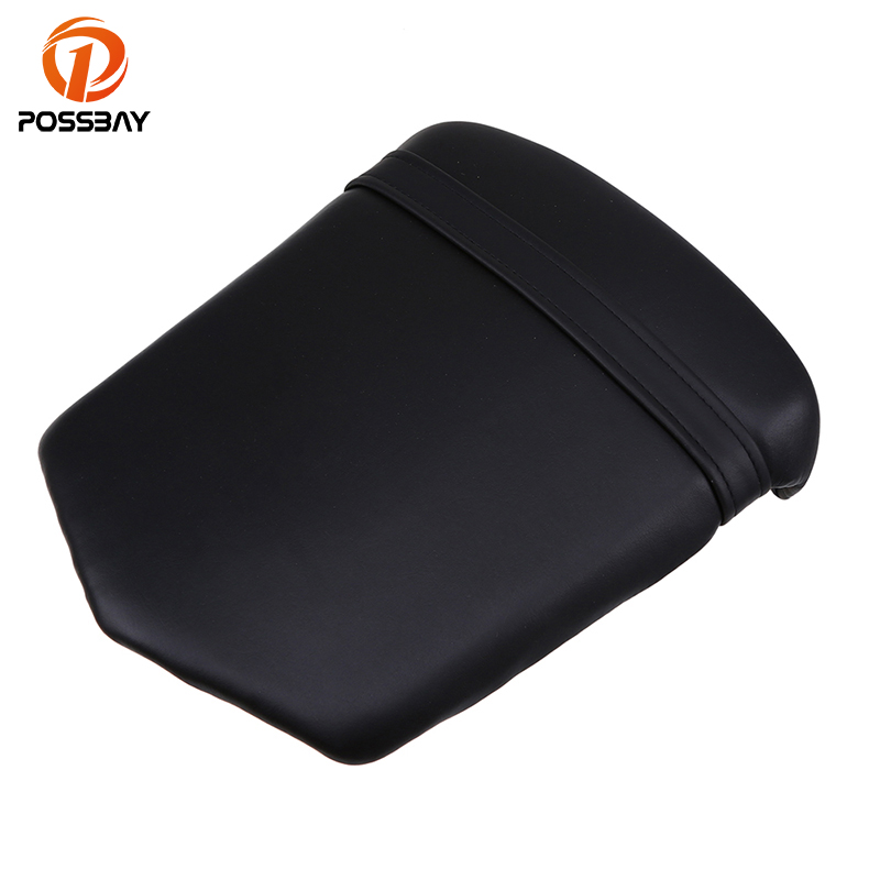 POSSBAY Motorcycle <font><b>Seat</b></font> Cushion Waterproof Accessories Pillion Rear Passenger <font><b>Seat</b></font> Cushion Fit <font><b>for</b></font> <font><b>Yamaha</b></font> YZF <font><b>R1</b></font> <font><b>2000</b></font> 2001 image