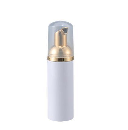 فارغة البلاستيك الحيوانات الأليفة إعادة الملء PP رغوة زجاجة مضخة حاويات 30 مللي 50 مللي 80 مللي موزع رغوة للشامبو مرطب للجسم دش 20 قطعة
