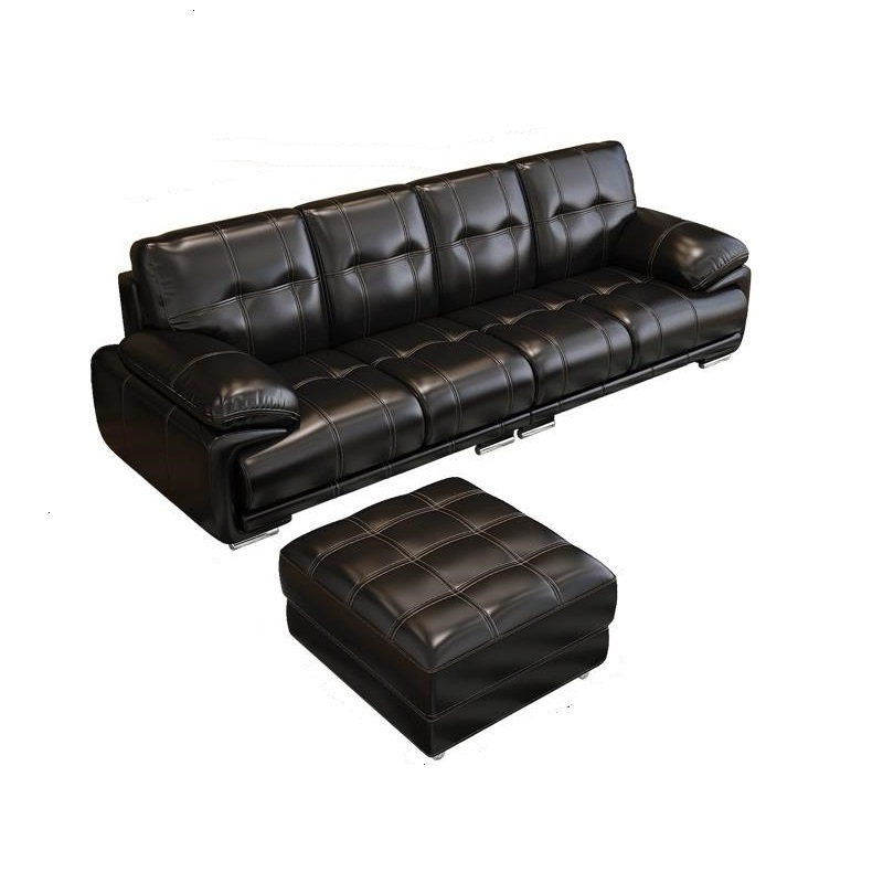 Maison Moderna Kanepe Asiento Sectional Puff Moderno Para Meble Couch Leather De Sala Mueble Set Living Room Furniture Sofa
