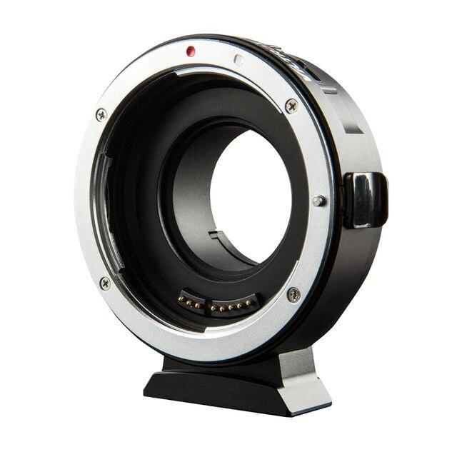Viltrox EF M1 Tự Động Lấy Nét Exif Bộ Chuyển Đổi Ống Kính cho Canon EOS EF EF S Ống Kính để M4/3 Camera GH5GK GH85GK GF7GK GX7 E M5 II E M10 III