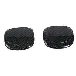 Car Seat Terug Handvat Cover Behuizing Interieur Decoratieve Stickers Voor Mini Cooper F55 F56 F57 Refit Accessoires