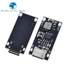 Высоковольтный USB-вход Type-C, 3A, полимерная Тройная литиевая батарея, плата быстрой зарядки IP2312, режим CC/CV, от 5 В до 4,2 в