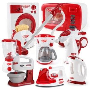 Image 2 - Детская игрушка для ролевых игр, моющая машина для уборки дома, мини игрушка для мытья D7