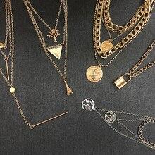 Luokey Fashion Modern Jewelry…
