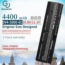 Golooloo 671731-001 для ноутбука Батарея MO06 HSTNN-LB3N для hp павильон DV4-5000 DV6-7002TX 5006TX DV7-7000 671567-421 H2L55AA M6-100