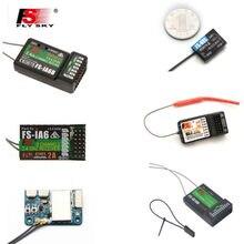 FLYSKY IA6 IA6B X6B A8S V2 R6B GR3F GR3E R9B X8B IA10B BS6 A3 GR4 2.4G Mini Receptor para FLYSKY I6 I6X I6X Transmissor de Rádio DIY