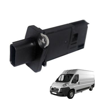 Mass Air Flow MAF Meter Sensor For Peugeot Boxer Citroen Relay JUMPER 2.2 HDI TD4 D 06-17 9657127480 1920 KQ 1920KQ AFH70M-54 - discount item  39% OFF Auto Replacement Parts