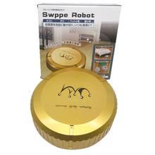 Домашний автоматический пылесос робот из микрофибры умный Швабра