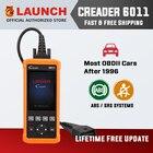 Launch CReader 6011 ...