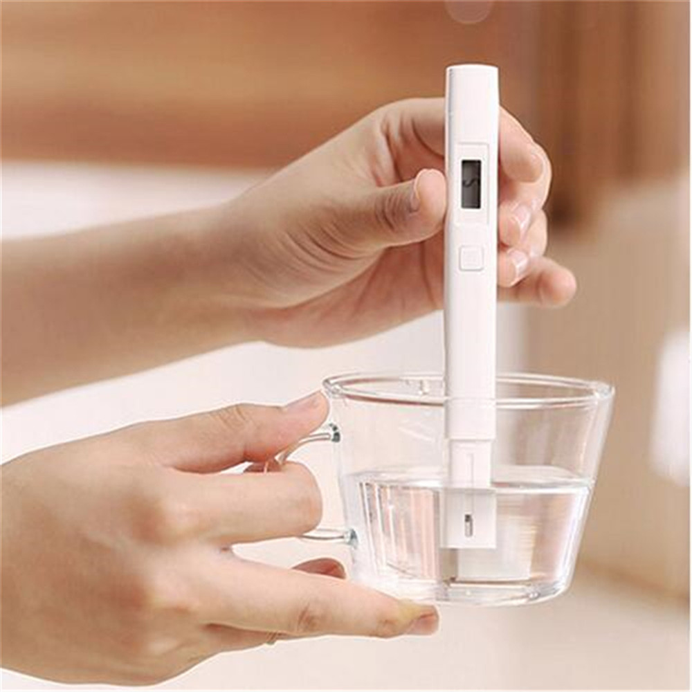 Original Xiaomi MiJia <font><b>Mi</b></font> <font><b>TDS</b></font> Meter Tester Portable Detection Water Purity Quality Test EC <font><b>TDS</b></font>-3 Tester Measuring Water Purity image
