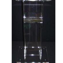 Акриловый стол кафедра/акриловая церковная кафедра церковный пюпитр подставка из оргстекла