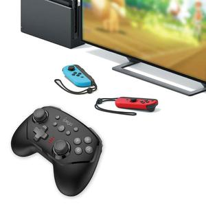 Image 5 - Ipega PG 9162 Gamepad Mini BT Wireless/Wired 6 axis Turbo Controller for Switch Support Dropshipping