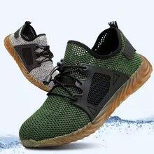 Прямая поставка; Неразрушаемая рабочая обувь для мужчин и женщин;